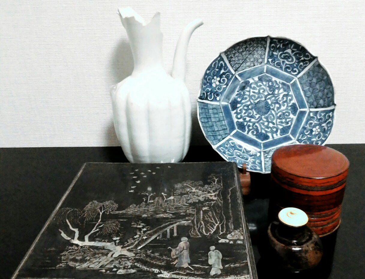 中国・韓国美術の買取